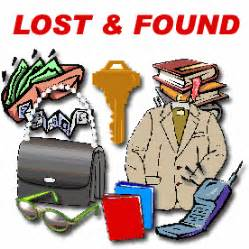 Lost and found section has nearly tripled some items found include
