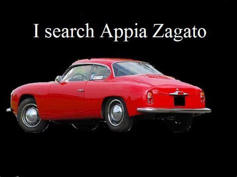 1964 lancia appia zagato gte for sale classic car ad