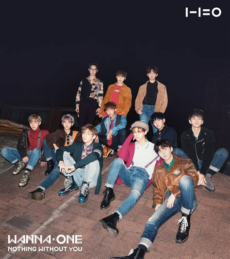 wanna one update wanna one reveals teaser for performance version