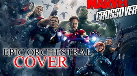 gmail themes avengers crossover marvel s themes movies epic orchestral cover