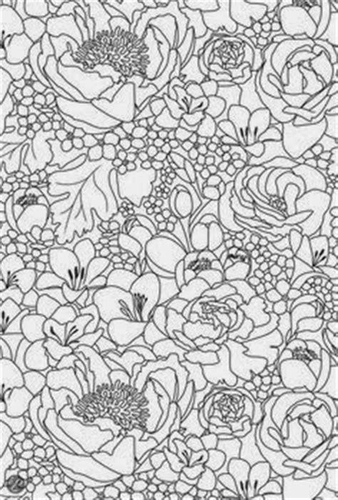 coloring for adults book kleurboek voor volwassenen kleuren on bloemen cozy living and coloring pages