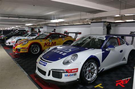 Porsche Carrera Cup by Porsche Carrera Cup Asia