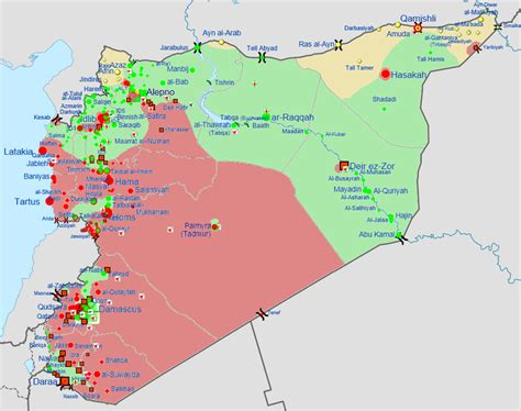 best photos of syrian civil war detailed map template