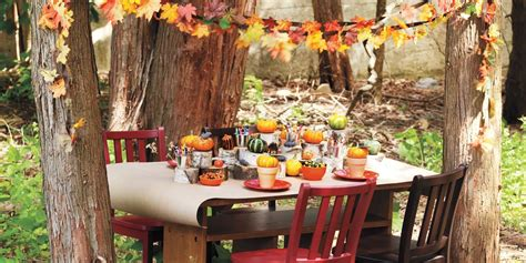 fall backyard party ideas 13 fall harvest party ideas for kids autumn party food