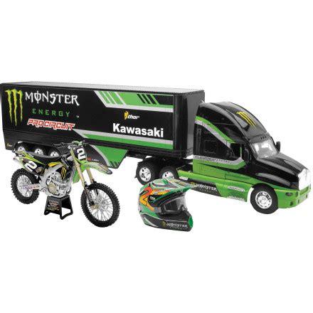 speelgoed crossmotor new ray toys ryan villopoto gift set obs motosport