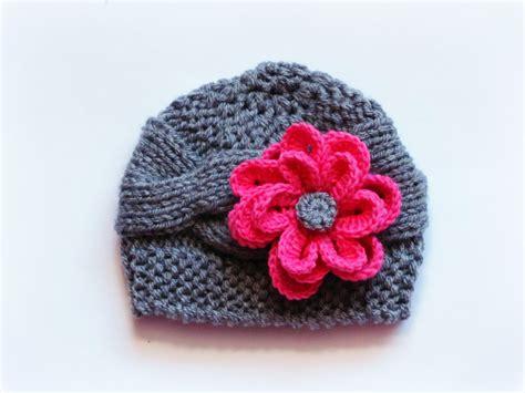 Bonnet Avec Des Bonnet Bebe Bonnet Tricot 233 Pour Avec Des Fleurs