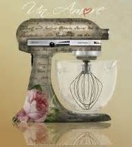 Stand mixer decals custom kitchenaid mixers gorgeous culinary