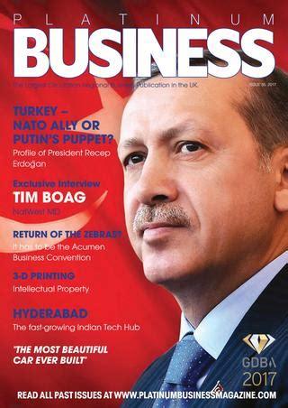 Pwc Mba Edge by Platinum Business Magazine Issue 35 By Platinum Business