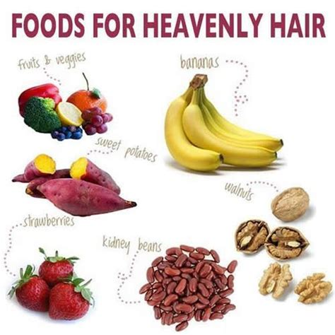 Top 12 Foods For Beautiful Hair by 17 Best Images About Hair On