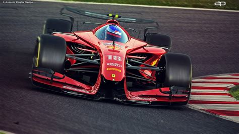 Formel 1 Auto by We Can Only F1 Cars Will Look This In 2025