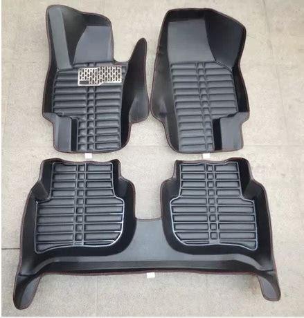 Waterproof Car Floor Mats aliexpress buy free shipping for 2014 skoda yeti car