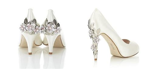 10 Prettiest Wedding Shoes by Brides To Be Makeup Accessories By Bloved