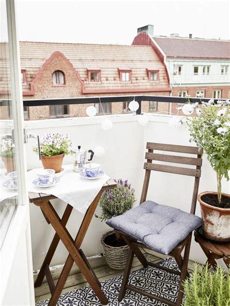 come arredare un piccolo balcone 20 soluzioni originali per arredare un balcone piccolo