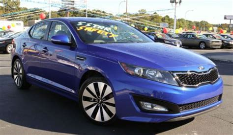 Kia Warranty 2013 by Find Used New 2013 Kia Optima Sx Brand New