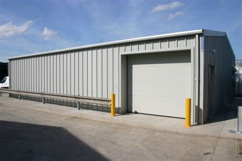 Cyclone Sheds by Chilled Steel Buildings Cyclone Steel Buildings