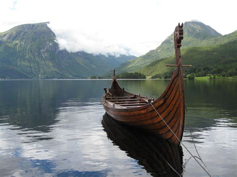 viking boats norway the vikings sacrificed to the gods in rivers and lakes
