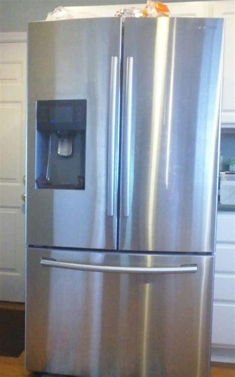 samsung door refrigerator not cold best