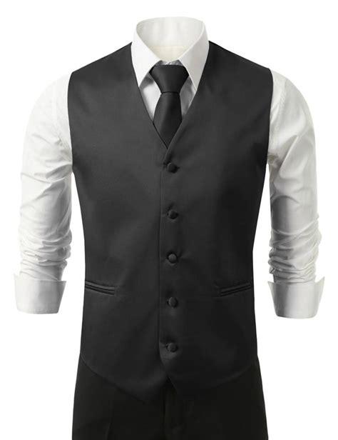 Set Blazer Dress Vest Shirt set vest tie hankie fashion s formal dress suit slim