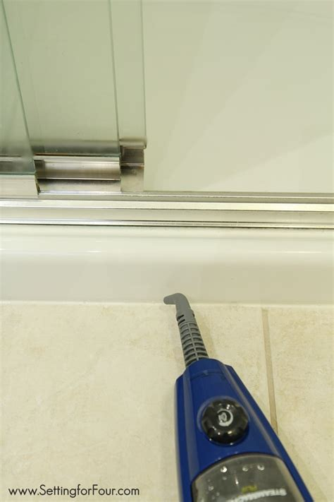 steam clean bathroom how to clean tile floors the chemical free way setting