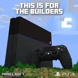 Minecraft PS4 Edition available now, with PS3 upgrade option!   PlayStation.Blog.Europe
