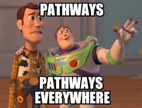 Everywhere Meme - pathways x x everywhere meme on memegen