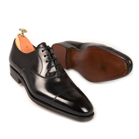 cordovan oxford shoes black cordovan oxford shoes carmina