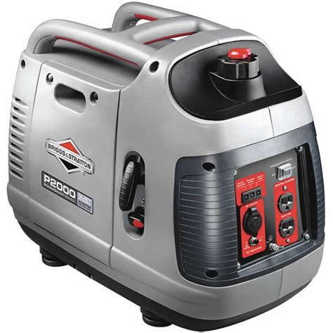 briggs and stratton powersmart portable 2000 watt generator