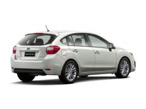 2012 Subaru Impreza 2 0 I 2012 Subaru Impreza Price Photos Reviews Features