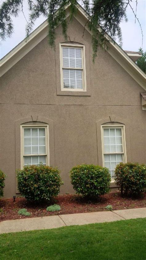 after photo house paint sw 6151 quiver trim paint sw 6149 relaxed khaki sherwin