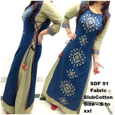 kurtis pattern making make ur tight kurti one size large using this design