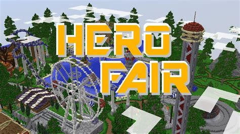 theme park hero new on realms wizard wars and super high scores minecraft
