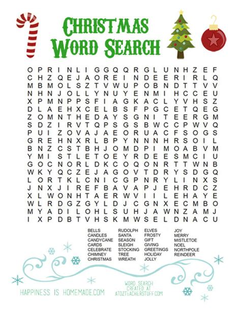 lights search printable word search for adults