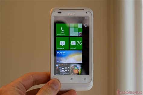 wind mobile reviews wind mobile htc radar review mobilesyrup