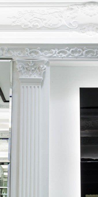 complete decorative pilaster wm boyle interior finishes