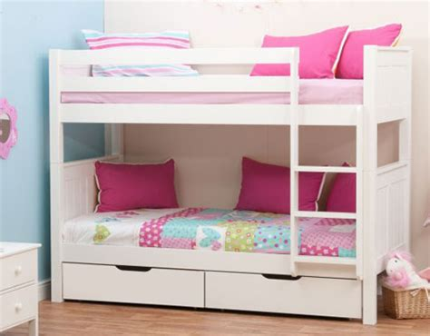 girl bunk beds stompa bunk beds for girls