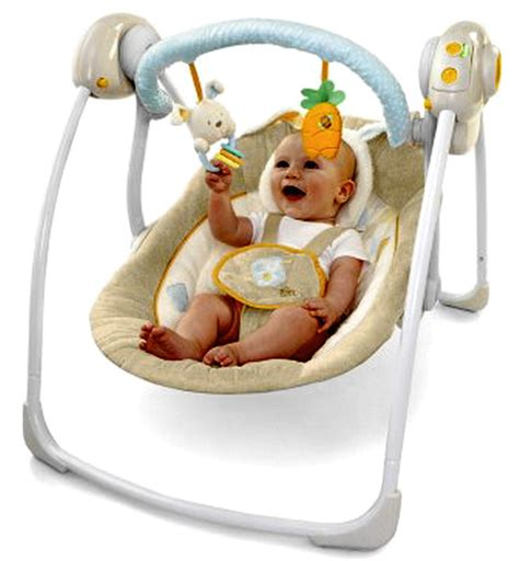 baby automatic swing new portable baby swing infant rocker 6 melodies automatic