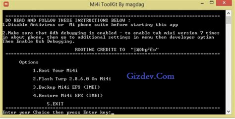 Xiaomi Mi4i Imei Hilang guide for xiaomi mi4i root install twrp recovery repair imei