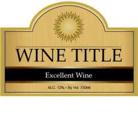 wine bottle label template solar wine bottle label templates wine bottle