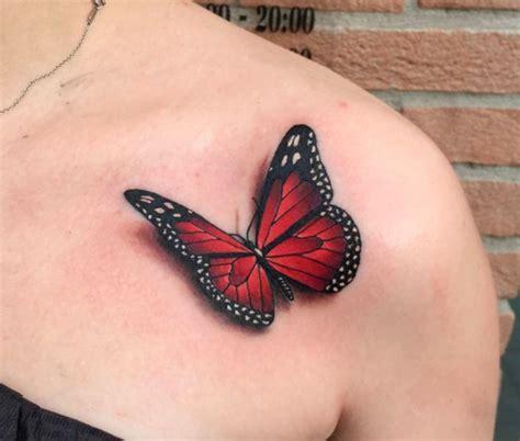 tatuaggi fiori farfalle tatuaggi farfalle 200 foto e idee a cui ispirarsi