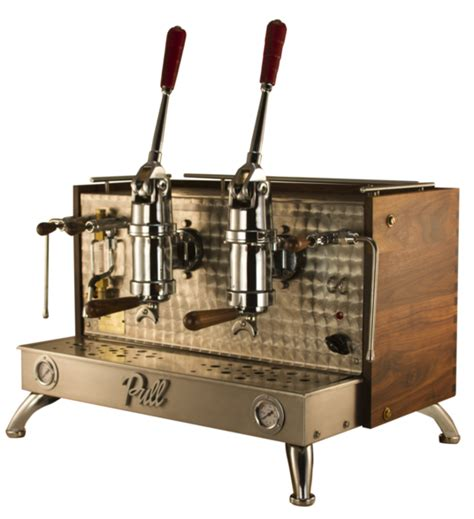 Handmade Espresso Machine - equipment