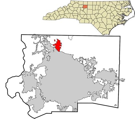 Forsyth County Nc Search Rural Wikidata