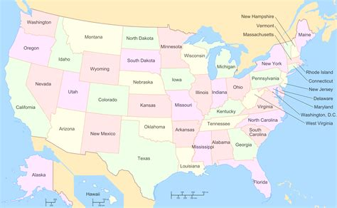 map of usa without labels us map with labels of states cdoovision