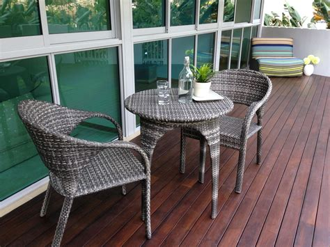 apartment balcony furniture homesfeed
