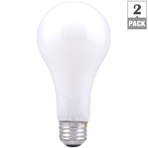 200 watt light bulb sylvania 200 watt a21 incandescent light bulb 10599 the