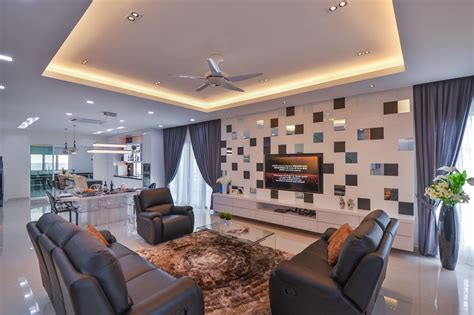 Malaysia Interior Design by Modern Bungalow Design Malaysia Studio Design Gallery Best Design