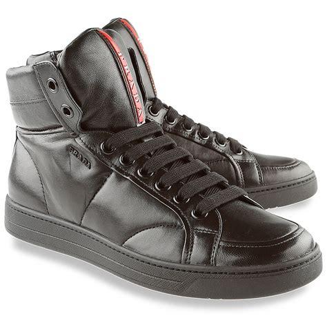 prada mens sneakers mens shoes prada style code 4t2596 0z7 f0002