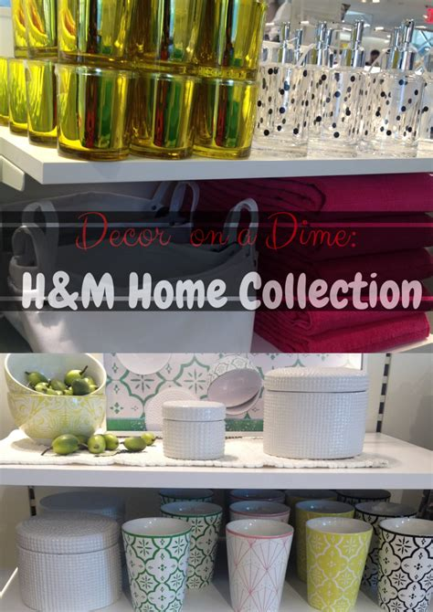 home decor on a dime affordable home goods at h m looking fly on a dime
