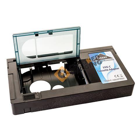 adattatore cassette 8mm hq vhs c a vhs adattatore motorizzato videocamera