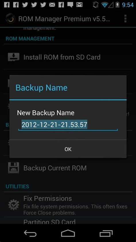rom manager apk rom manager 5 5 3 7 apk android tools apps