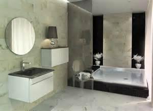 une salle de bain contemporaine deco in